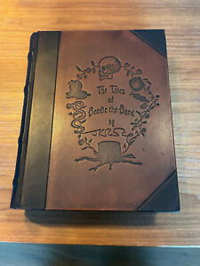 J K Rowling - TheTales of Beedle the Bard COLLECTOR's first edition 2008