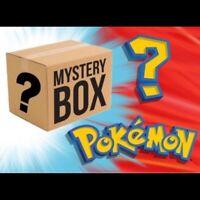 Pokemon MYSTERY BOX - 100+ Cards - GUARANTEED Holos - CHANCE AT CHARIZARD!