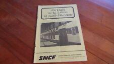 LES NOUVELLES DE LA REGION DE PARIS SUD OUEST - OCTOBRE 1984 - ARRIVEE DES Z2N
