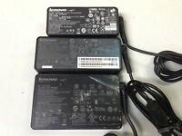 Genuine OEM Lenovo 65W 20V  2.25A-3.25A Laptop Charger AC/DC Flat Adapter