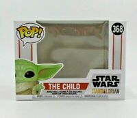 ▶BOX ONLY◀ FUNKO POP!: STAR WARS THE MANDALORIAN - THE CHILD #368 *UK STOCK*