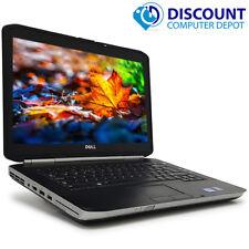 """Dell Latitude E5420 14"""" Laptop Computer Intel Core i5 8GB 320GB Windows 10 Home"""