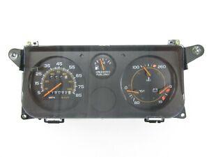 1993-96 Chevrolet GMC Van G10 G20 G30 Speedometer Instrument Gauge Cluster