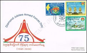 Armed forced day 2020 -FDC(II)-I-