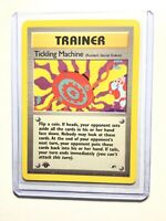 TICKLING MACHINE - 1st Edition Gym Heroes  - 119/132 - Uncommon - Pokemon - NM