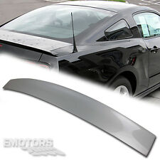 PAINTED FORD Mustang 2DR Coupe Rear Roof Spoiler Wing 2005-2014 ABS