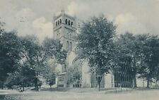 ROCKFORD IL – Second Congregational Church - 1907