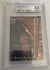 1997-98 Finest Michael Jordan BGS 8.5 #271 Showstoppers Nice Card 🔥🔥🔥