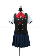 Another Mei Misaki Summer Unifrom Cosplay Costume+Eyemask