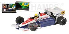 Toleman A.Senna 1984 Minichamps 1:43 540431503 Modellino
