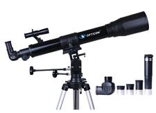 Professional TELESCOPE Opticon SKY NAVIGATOR 70F700EQ + Kellner eyepieces + maps