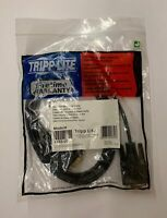 DB9 Female to Female RS232 Null Modem Cable 6ft P//N 833-0706-551