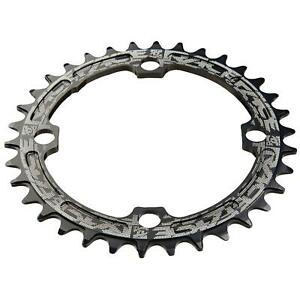Race Face Single Narrow Wide Bicycle Cycle Bike Chainring Black