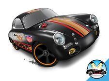 Hot Wheels Cars - Porsche 356A Outlaw Black