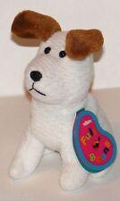 Avon Full O Beans Scout Terrier Plush Bean Bag Dog 1999