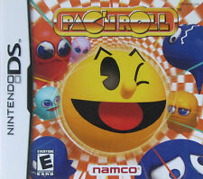 BRAND NEW SEALED DS Pac-man Game -- Pac'n Roll (Nintendo DS, 2005)
