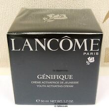 Lancome Genifique Youth Activating Day Cream 50ml - New -  Cellophane Sealed