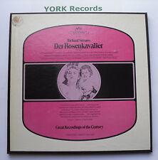 IC-6041 - STRAUSS - Der Rosenkavalier - ROBERT HEGER - Ex 3 LP Record Box Set