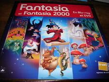 WALT DISNEY - Fantasia - PLV 30X30 CM !!!!!!!!!!!!!!!!!