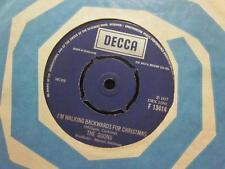 """The Goons(7"""" Vinyl)I'm Walking Backwards For Christmas-Decca-F 13414-UK-VG/VG+"""