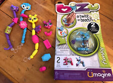 Bizu A Twist On Beads Funky Umagine Bead Bracelet Toy Brand New - Plus 3 Extras