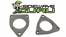 Chevrolet GM LS Truck Exhaust Manifold Flange Set 2.5in 4.8 5.3 6.0