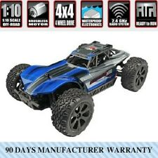 REDCAT RACING BLACKOUT XBE PRO BLUE 1/10 RTR 4X4 BUGGY BRUSHLESS 2.4GHZ LIPO BAT