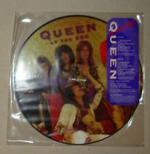 QUEEN At The BBC Picture Disc Vinyl LP Deleted RARE US Promo