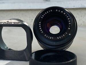 Leica Leitz Canada Summicron-R 1:2/35