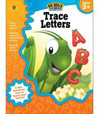 Trace Letters Workbook, Grades Preschool - K (Big Skills for Little Hands®)