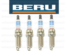 BERU Set of 4 Spark Plugs MINI TURBO N18B16 12122293697 NEW