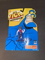 Vintage The Tick Collectible Action Figure - Chairface Chippendale - 1994 Bandai