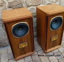 Tannoy Stirling HE. High End dual concentric speakers.