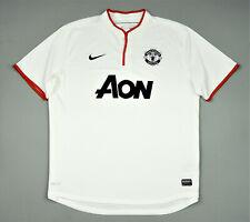 Manchester United Nike Jersey Away Shirt 2012-14 Size XXL