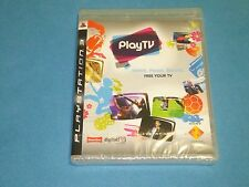 PLAY TV > Watch Pause and Record - for Sony PS3 *NEW*Sealed*Free UK P&P