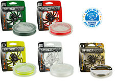 Spiderwire Stealth Smooth 8 Braid 150m 16lb-90lb All Colours