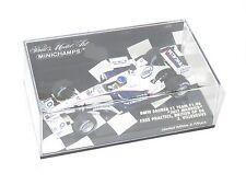 1/43 BMW Sauber F1 Team F1.06 British GP 2006 J. Villeneuve recién casados librea