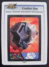 KID ICARUS UPRISING - CRUSHER ARM - AKDP-176 GAME CARD