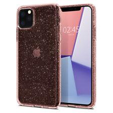 Spigen iPhone 11 Pro Max Case Liquid Crystal Glitter Rose Quartz