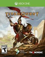 TITAN QUEST XBOX ONE NEW! BATTLE MYTHICAL BEASTS, FIGHT STORY CAMPAIGN     0