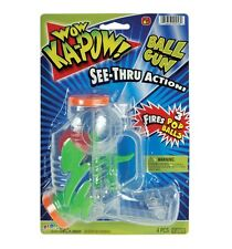 See Thru Pong Ball Toy Gun