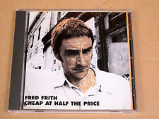"""CD Fred Frith """"Cheap at half the price"""" ( Ralph Records ) RecRec music"""