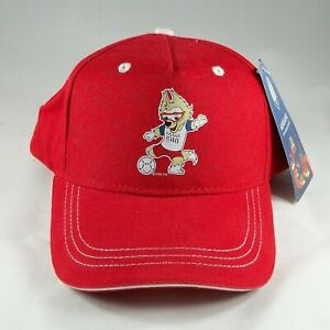 Fifa 2018 Russia World Cup Souvenir Cap, New With Tag