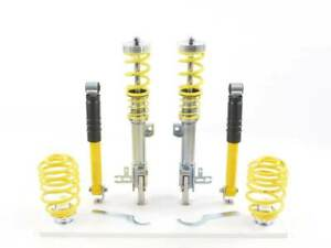 Vauxhall Opel Astra H FK AK Street Coilovers Height Adjustable Suspension 04-10