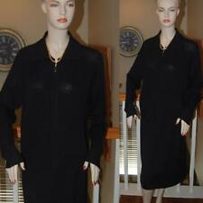 WOW ST. JOHN KNIT BLACK STUNNING SANTANA KNIT SPORT COLLECTION  JACKET SZ 14 L