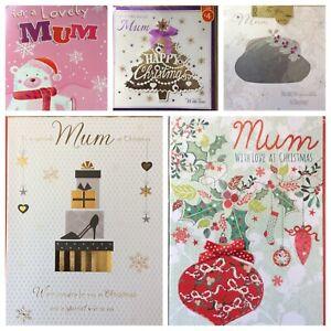 Mum Christmas card    . (?)