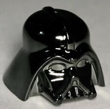 LEGO DARTH VADER HELMET CHROME BLACK AUTHENTIC CUSTOM HIGHEST QUALITY MONOCHROME