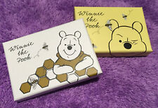 Cute Winnie The Pooh Business Invitation Card Party Memo Note Message Gift Color