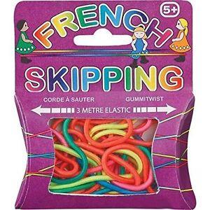 Girl Chinese Children French Skipping Skip