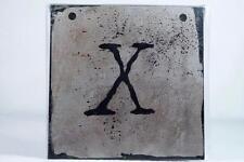 "Words To Live By Sherri Ohler 6"" Alphabet Tiles Letter 'X' #101803 Demdaco NEW"